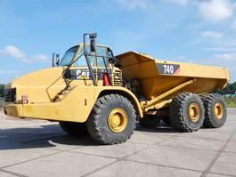knikdumper Caterpillar 740 - Good Working Condition / Multiple Units 2008