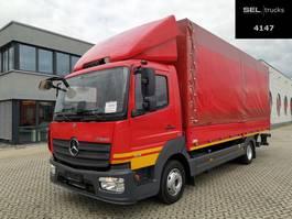 schuifzeil vrachtwagen Mercedes-Benz Atego 816 /Ladebordwand/Seitentür/Rückfahrkamera