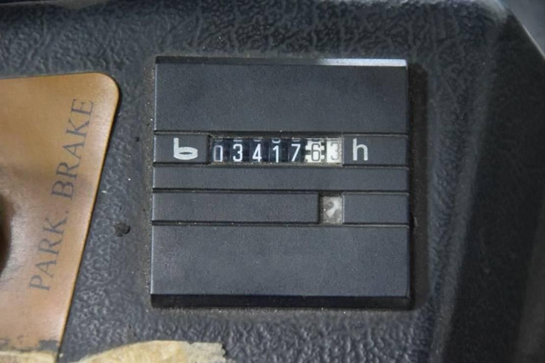 vorkheftruck Dantruck 8450DG 2007