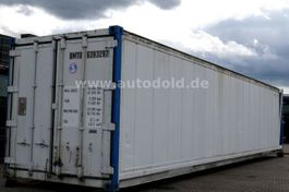 overige opleggers Graaff RC40 Container Portaltüren Kühlgerät 57m³ 1990