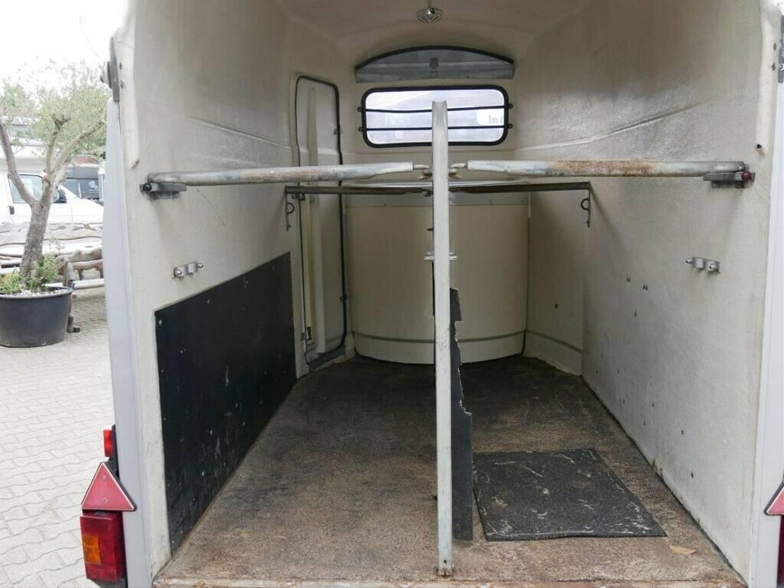 overige aanhangwagen Westfalia Vollpoly 2 Pferde mit SK 1998