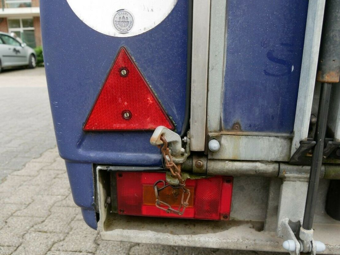 overige aanhangwagen Böckmann 1,5 Pferde Heckklappe schwenkbar 2000