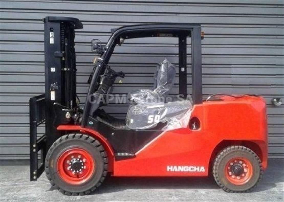 vorkheftruck Hangcha XF50D 2021
