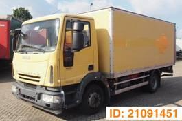 bakwagen vrachtwagen Iveco EuroCargo 120 120E18 2008