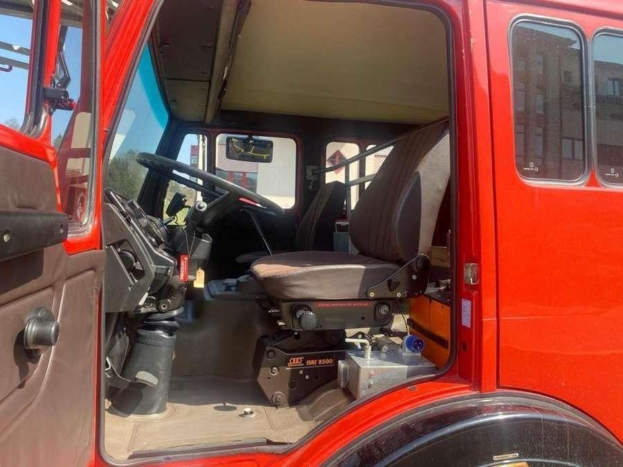 Mercedes-Benz - 1428 F Drehleiter 17