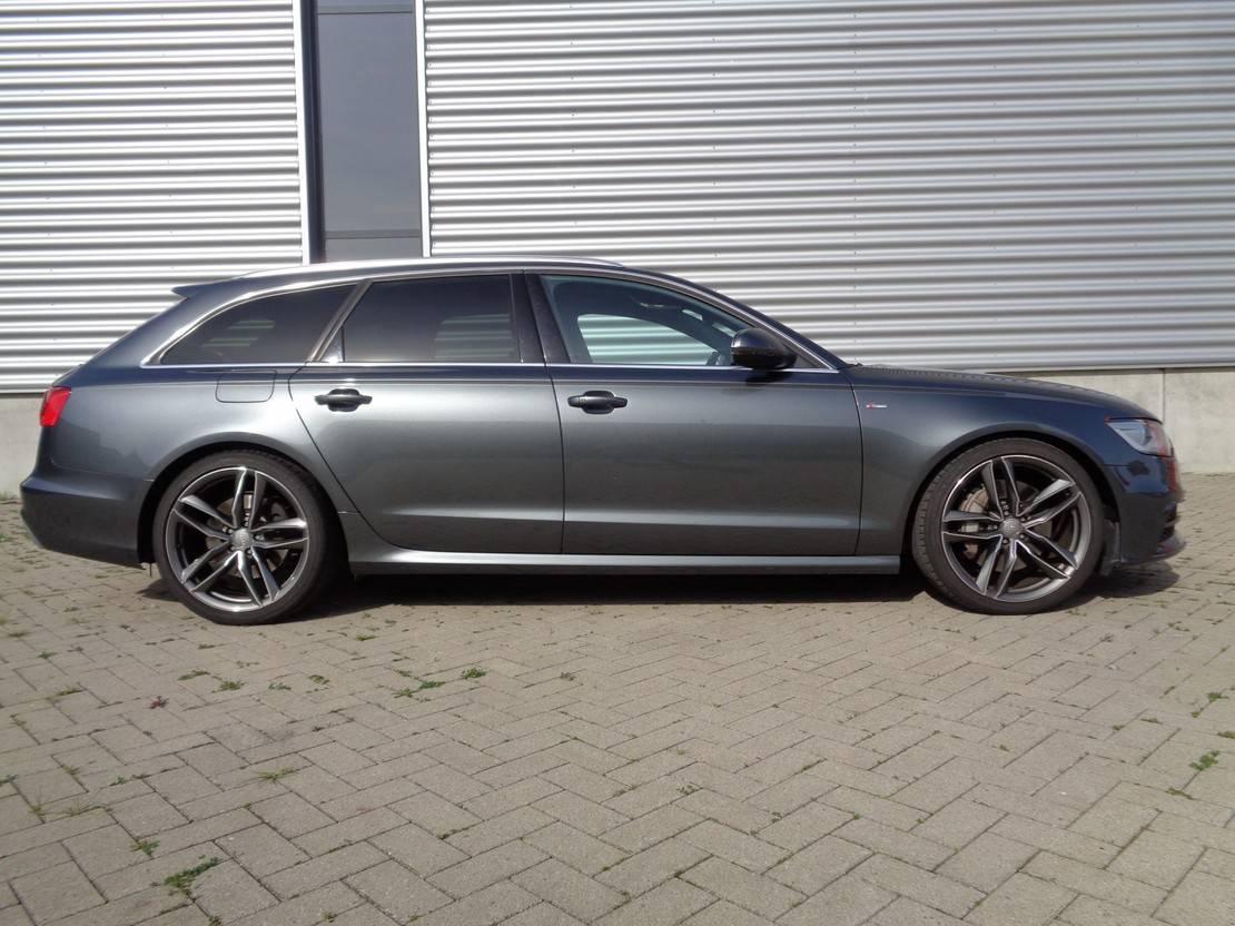 stationwagen Audi Avant 3.0 TDI BiT quattro Pro Line S, 313 pk, V6, TOP!! 2012