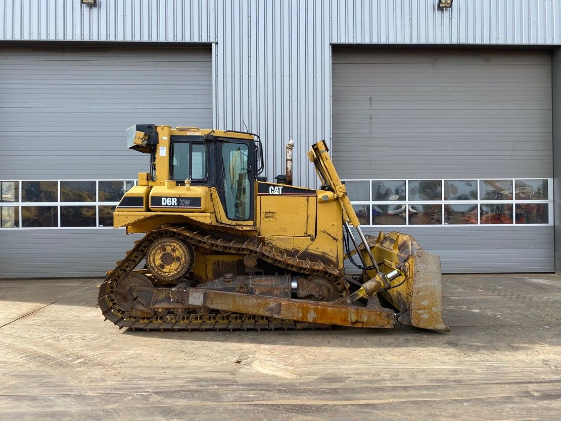 rupsdozer Caterpillar D6R XW 2004