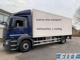 koelwagen vrachtwagen MAN TGS 18 TGS 19.320 Euro6 koeler 92BDK5 2013