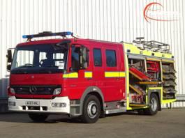 brandweerwagen vrachtwagen Mercedes-Benz 1325 RHD - Crewcab, Doppelcabine - 1.400 ltr watertank - Feuerwehr, Fire... 2007