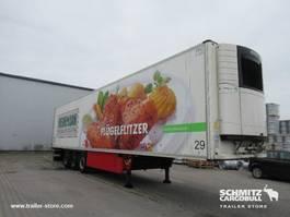 koel-vries oplegger Schmitz Cargobull Semitrailer Reefer Multitemp Dubbele laadvloer 2013