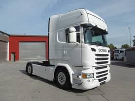 standaard trekker Scania R450 06.2021 Euro 6 Topline Retarder Standklima 2014