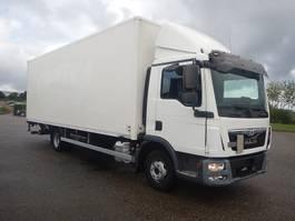 bakwagen vrachtwagen MAN TGL 12.180 Euro-6 2015