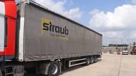 schuifzeil oplegger Schmitz Cargobull S 01 (SAF AXLES / GOOD CONDITION) 2005