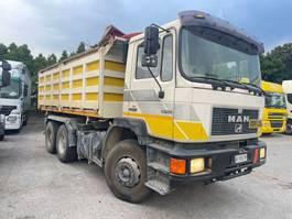 kipper vrachtwagen MAN 33.422 man 33.422-6x4