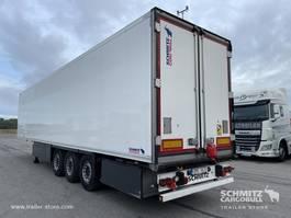 koel-vries oplegger Schmitz Cargobull Semitrailer Reefer Standard Dubbele laadvloer 2017