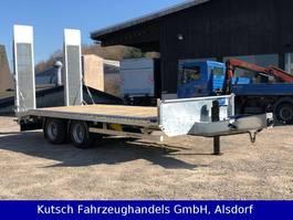 dieplader aanhanger Müller-Mitteltal ETÜ-TA-R 19 Tieflader Pateau