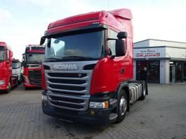 standaard trekker Scania G410 / Euro 6/Retarder/ Tempomat /Tüv 2014