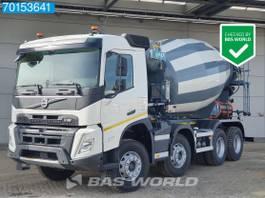 betonmixer vrachtwagen Volvo FMX 420 8X4 NEW! Steelsuspension 9m3 Euro 6 2021