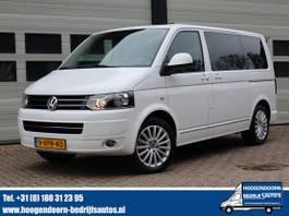 minivan - personenbus Volkswagen 2.0 TDI 132kw DSG 4x4 Kombi 7 Zits Excl.BTW/BPM 2011