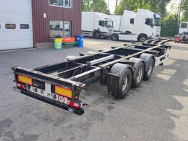 container chassis oplegger Renders ROC 12.27 CC 3 Assen BPW - ADR - 02/2022 APK (O733) 2005