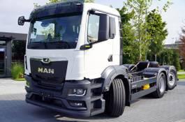 containersysteem vrachtwagen MAN 26.430 6x2-4 LL CH / EURO 6D / FACTORY NEW / NEW MODEL 2021