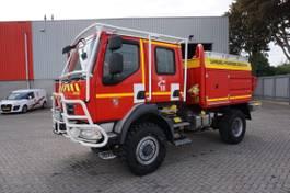 brandweerwagen vrachtwagen Renault GIMAEX / FIRETRUCK / MANUAL / 4X4 / EURO-6 / 2019 2019