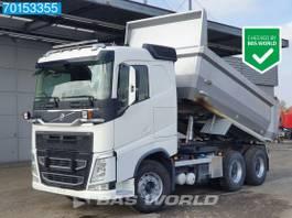kipper vrachtwagen Volvo FH 540 6X4 Big-Axle Body Heating Xenon Euro 6 2014
