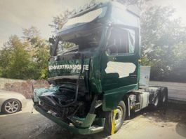 zware last trekker Volvo FH 500 EEV 6x4 Globe XL AP Achsen  140 to 2013