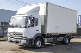 bakwagen vrachtwagen Mercedes-Benz Atego 1224 1224+E6+DHOLLANDIA 2016