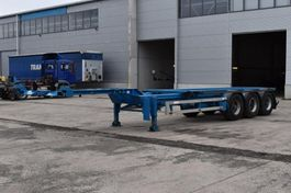 container chassis oplegger Renders RSCC 12.27 1995