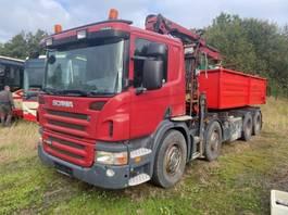 overige vrachtwagens Scania P400
