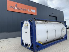 tankcontainer MTK Containers 20FT TC, 26.950L, UN PORTABLE, T11, valid inspection: 10-2023 1999