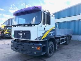 platform vrachtwagen MAN 26.402 6x2 STEEL-/AIR (ZF17 MANUAL GEARBOX / EURO 2 / ZF-INTARDER / STEE... 1995