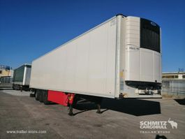 koel-vries oplegger Schmitz Cargobull Semitrailer Κόφα κατάψυξης Multitemp 2014