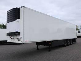 koel-vries oplegger Schmitz Cargobull SKO 24 Doppelstock Trennwand Carrier Maxima 1300 2012