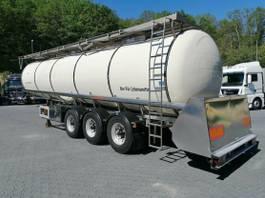tankoplegger Feldbinder TSA 33.3 Drucktank- Heizung- Pumpe- 33.000 Liter 2006