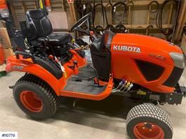 standaard tractor landbouw Kubota BX 231 2020