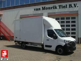 bakwagen bedrijfswagen Renault MASTER 165.35 EL CITYBOX - EURO 6  ENKELLUCHT - MC 211212 2021
