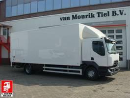 bakwagen vrachtwagen Renault D SERIE 240 P4x2 MED  19
