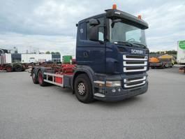 kipper vrachtwagen Scania Scania R420 R420 2006