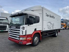 bakwagen vrachtwagen Scania P 94 d 260 1997