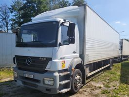 bakwagen vrachtwagen Mercedes-Benz Axor 1828 2006
