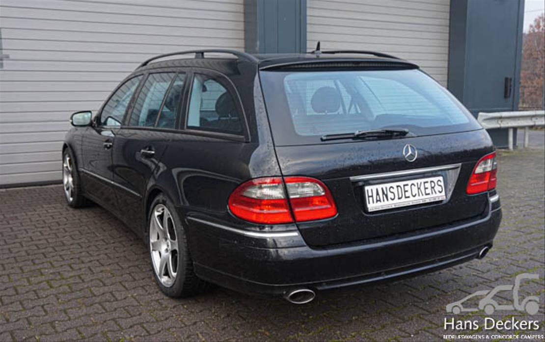 stationwagen Mercedes-Benz 280T Avantgarde Combi Automaat 2007