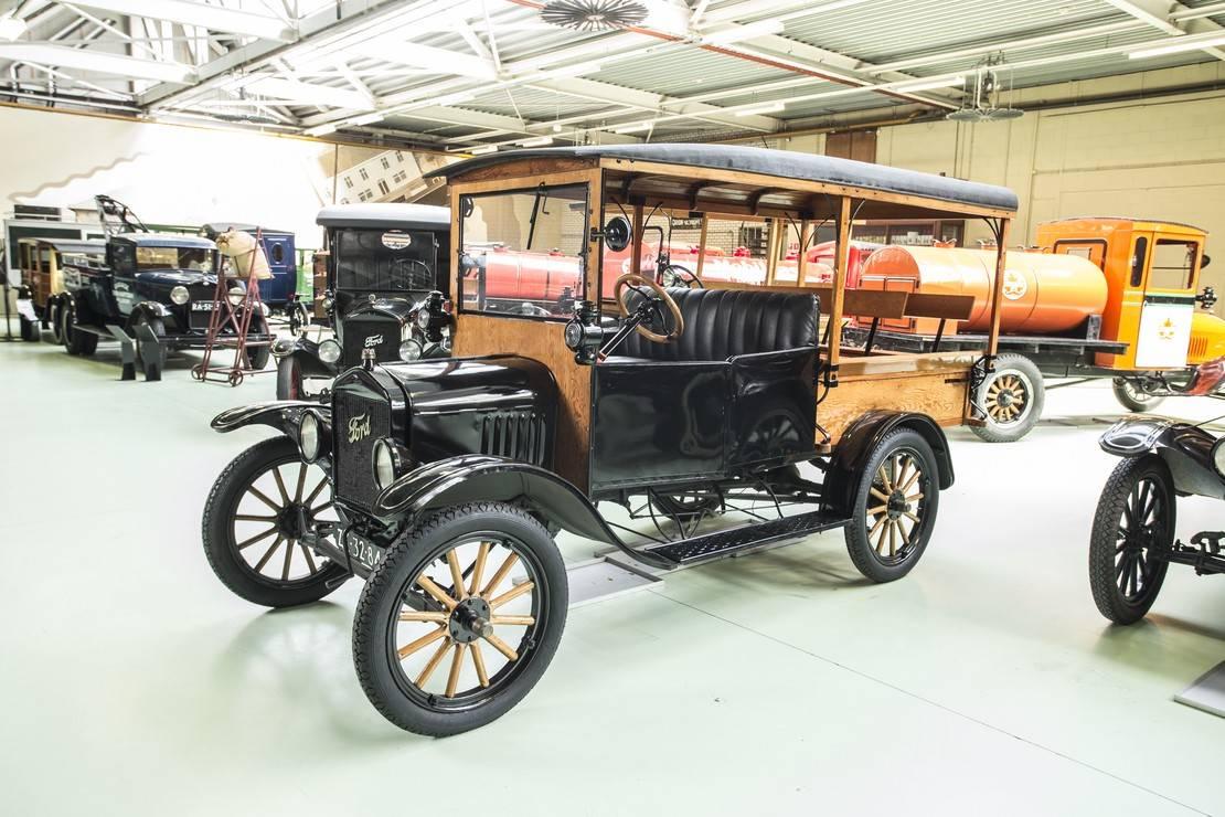 stationwagen Ford DEPOT HACK 1922