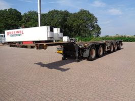 container chassis oplegger Nooteboom CT-53-05D 2000
