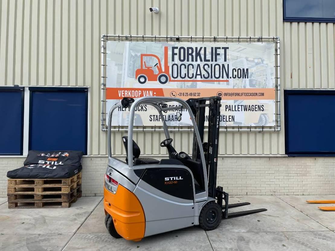 vorkheftruck Still RX20-16 2015