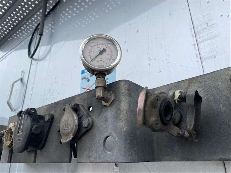 Bulthuis - TDWA01/ Schubboden / PBW Achsen 11