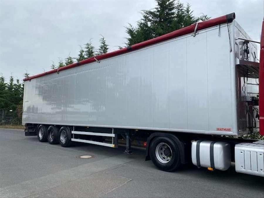 Bulthuis - TDWA01/ Schubboden / PBW Achsen 3