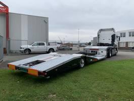 semi dieplader oplegger Aksoylu Truck Brancard transport machinery op voorraad 2021