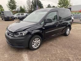 gesloten bestelwagen Volkswagen 2.0 TDI 75KW BMT Comf.line Navi Klima Lmv 2018